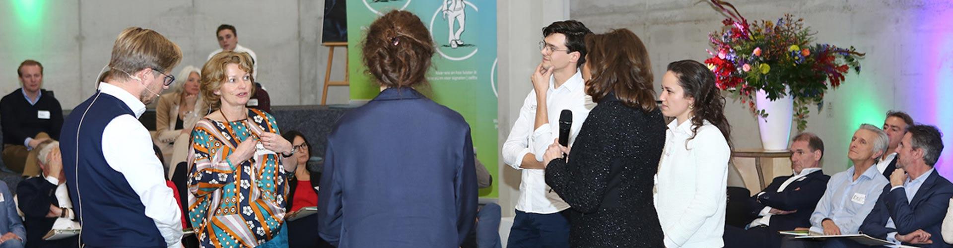 Stakeholderdialoog sessie