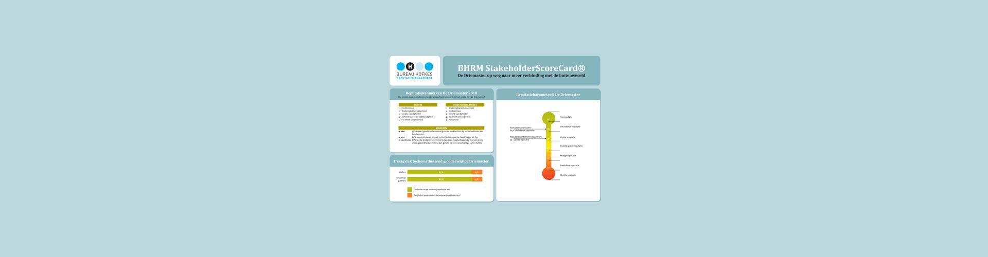 Stakeholderscorecard